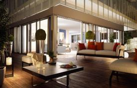 New homes for sale in Paris. Modern apartment with a large terrace, in a new residential complex, in an exclusive area of Paris, France