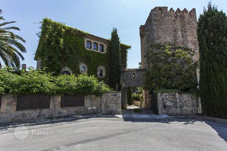Chateaux for sale in Catalonia. Castle – Cabrils, Catalonia, Spain