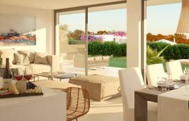 Residential for sale in Balearic Islands. Sea view apartment in an elite development with a large pool and a garden in Santa Ponsa, Mallorca, Spain