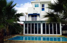 2 bedroom houses for sale in Larnaca. Villa with a swimming pool and private beach in Zygi for Sale €1,379,000