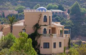 Three-level villa with a pool in Almeria, Andalusia, Spain for 730,000 €