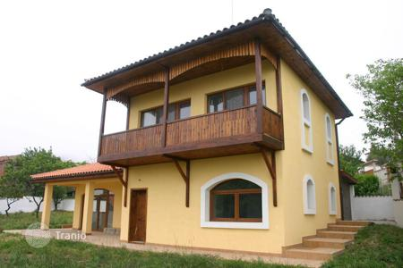Houses for sale in Emona. For sale a new two storey house in the village of Emona, Burgas Region