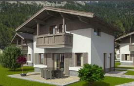 Off-plan houses for sale in Alps. Furnished chalets for rent with two bedrooms in a few minutes from the ski lift, Rauris, Salzburg