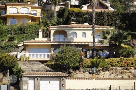 Luxury houses for sale in Catalonia. Villa – Blanes, Catalonia, Spain