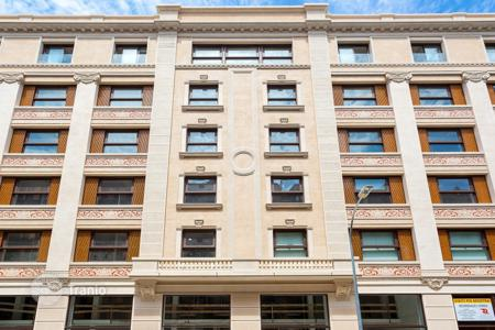 New homes for sale in Barcelona. Apartment with a wonderful view of the city of Barcelona