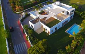Luxury houses for sale in Costa del Sol. Elegant Brand New Modern Luxury Villa, Casasola, Estepona