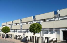 Cheap townhouses for sale in Spain. Duplex townhouses with private garden and solarium in Lo Pagán, San Pedro del Pinatar