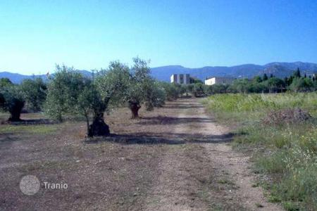 Land for sale in Gerona. Landplot for a hotel on the second line from the sea in Costa Brava