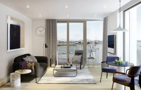 Property for sale in Western Europe. Two-bedroom apartment in a new complex on the banks of the Thames, Lower Riverside, London, UK