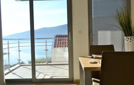 Apartments with pools by the sea for sale in Herceg-Novi. Apartment in gated community with great sea view