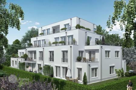 1 bedroom apartments for sale in Munich. One bedroom apartment with terraces and balconies in the new building in the popular district Ramersdorf-Perlach, Munich