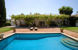 Luxury houses for sale in Estepona. Rustic style villa near the beach in Estepona, Andalusia, Spain