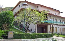 Residential for sale in Nova Gorica. This is a beautiful very well kept twin house in Solkan, near Nova Gorica