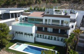 Luxury 4 bedroom houses for sale in Alicante. Villa – Altea, Valencia, Spain