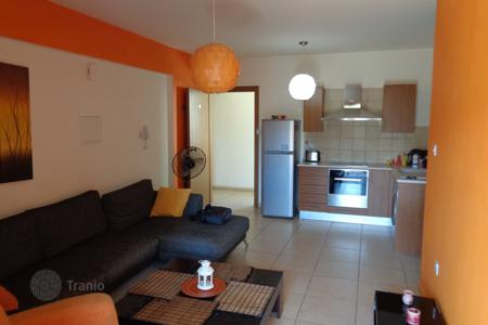 1 bedroom apartments for sale in Limassol. Cozy apartment with furniture in the center of Limassol