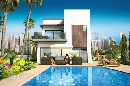 Houses for sale in Finestrat. Villa - Finestrat, Valencia, Spain