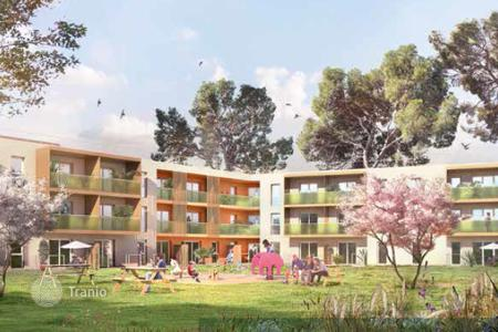 Cheap apartments for sale in Provence - Alpes - Cote d'Azur. New build in Toulon on the Cote d'-Azur