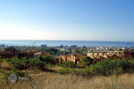Land for sale in Benahavis. Plot for sale in Los Flamingos Golf, Benahavis