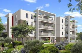 Cheap new homes for sale in Côte d'Azur (French Riviera). Nice apartment in a new build in Cagnes-sur-Mer on the Cote d'-Azur