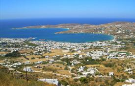 Development land for sale in Paros. Development land – Paros, Aegean Isles, Greece