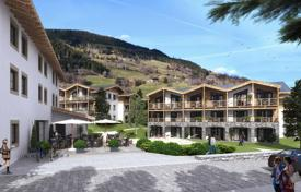 "Apartments for sale in Kaprun. Two-bedroom ""turnkey"" apartment in a tourist complex in Austrian Alps, Zell am See, Kaprun"