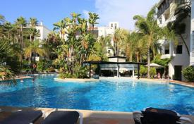 1 bedroom apartments for sale in Marbella. Spacious one bedroom apartment in a mature beachside complex, Los Jardines de las Golondrinas