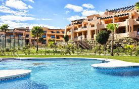 Apartments for sale in Casares. New apartment with a parking, a terrace and a sea view in a residential complex with a pool and a garden, Casares, Spain