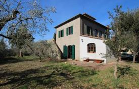 Property for sale in Pisa. Elegant two-storey villa overlooking the sea, Montescudaio, Tuscany, Italy