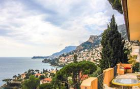 Apartments for sale in Roquebrune - Cap Martin. Penthouse with panoramic views of the sea in the town of Roquebrune-Cap-Martin