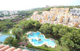 Penthouses for sale in Alicante. Three-bedroom penthouse with sea views in Dehesa de Campoamor, Alicante, Spain