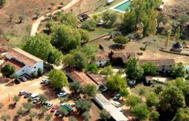 Village farm with a large plot, a garden, a pool, a garage and terraces, Cáceres, Spain for 3,500,000 €