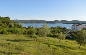 Large plot with stunning views, situated only 50 m away from the sea in Tivat, Montenegro for 1,252,000 €