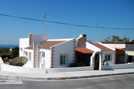 Chalets for sale in Paphos. 3 Bedroom Bungallow with Sea View — Agia Marinouda