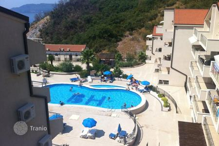 Apartments with pools by the sea for sale in Przno. Apartment – Przno, Budva, Montenegro