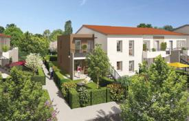 Residential for sale in Toulouse. Spacious apartment with a balcony, in a new residential complex, in a quiet area, near the city center, Toulouse, France
