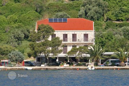 Residential for sale in Dubrovnik Neretva County. House on the sea in Dubrovnik, Croatia