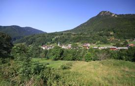 3 bedroom apartments for sale in Auvergne-Rhône-Alpes. Project of the apartment with three bedrooms, Saint-Jean-d' Aulps, France