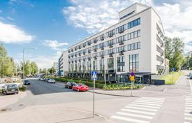 Property for sale in Northern Europe. Parking space in a new residential building near the sea, Lauttasaari, Helsinki, Finland