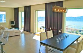3 bedroom apartments for sale in France. Designer seaview apartment with a balcony, near the city center, Villefranche-sur-Mer, France