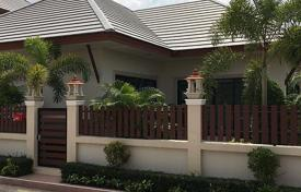 Property for sale in Southeastern Asia. New three-bedroom house with a garden in Pattaya, Huay Yai area