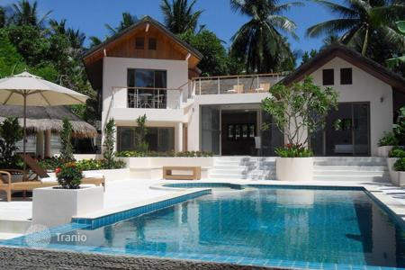 3 bedroom villas and houses by the sea to rent in Surat Thani. Luxury villa near the beach of Chaweng