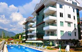 Property for sale in Western Asia. Penthouse in a luxury complex near the river in Alanya