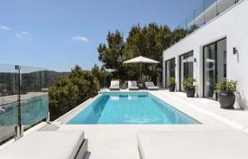 Renovated villa overlooking the island of Formentera, Es Cavallet beach, Ibiza, Spain for 21,300 € per week