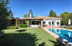 Coastal property for sale in Andalusia. Rustic style villa just 200 meters from the beach in Estepona, Andalusia, Spain