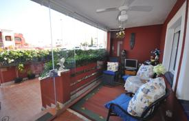 Cheap 2 bedroom apartments for sale in Alicante. Furnished apartment with private garden and covered terrace, in Los Altos, Alicante, Spain