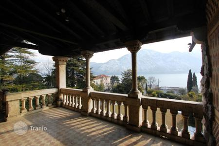 Chateaux for sale in Lombardy. Castle – Lake Como, Lombardy, Italy