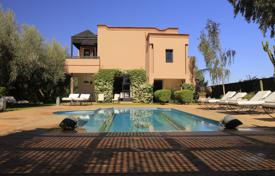 Property to rent in Africa. Villa – Marrakesh, Marrakech-Tensift-El Haouz, Morocco