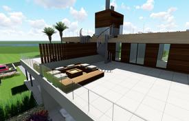 Townhouses for sale in Valencia. 4 bedroom semi-detached villa with basement in Polop
