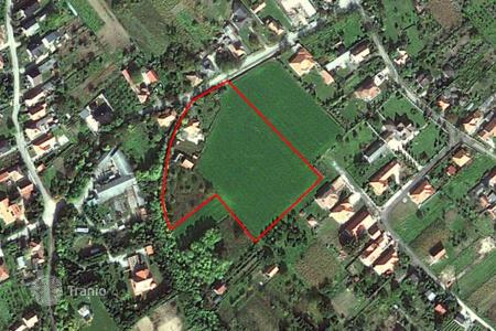 Development land for sale in Hungary. Development land – Nyúl, Gyor-Moson-Sopron, Hungary