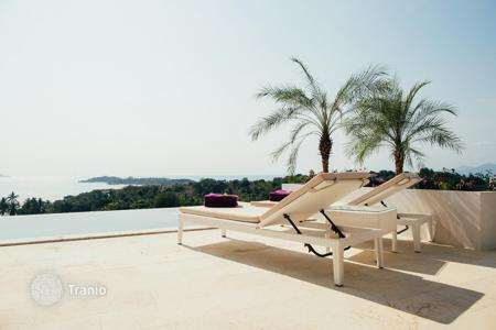 Property to rent in Thailand. Four bedrooms private pool and sunset views villa